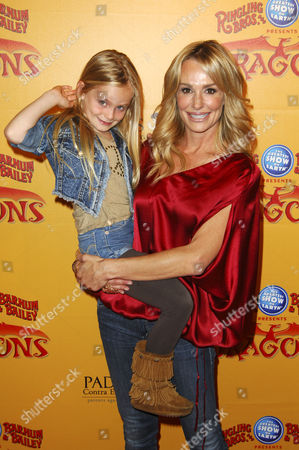 Editorial photo of Ringling Brothers Circus 'Dragons' Show, Los Angeles, America - 12 Jul 2012