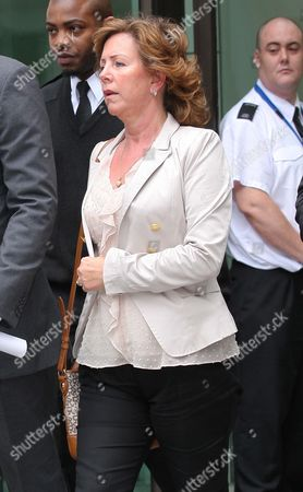 Editorial photo of John Terry racially-aggravated public order offence trial, Westminster Magistrates Court, London, Britain - 13 Jul 2012