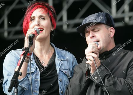 The South - Alison Wheeler and Dave Hemingway
