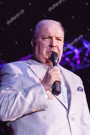 Editorial photo of Frank Sinatra Jr in concert at the Seminole Coconut Creek Casino, Florida, America - 12 Jul 2012