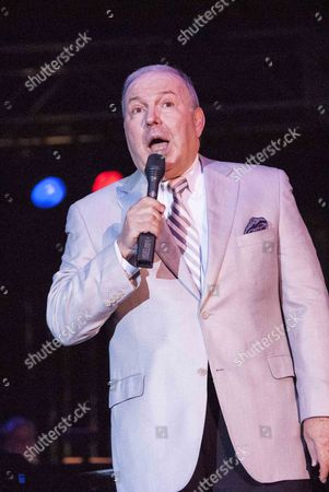 Editorial picture of Frank Sinatra Jr in concert at the Seminole Coconut Creek Casino, Florida, America - 12 Jul 2012