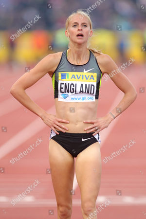 Hannah England (GB) - 1500m