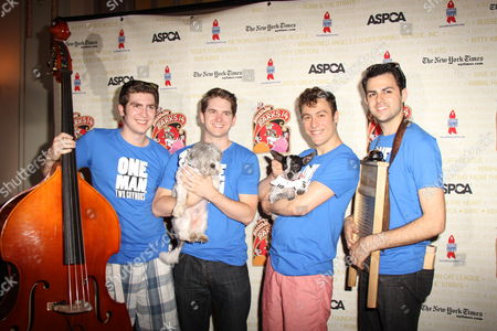 Editorial image of 14th Annual Broadway Barks, New York, America - 14 Jul 2012