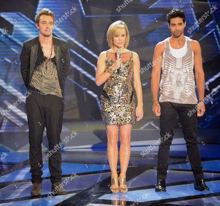 Editorial image of 'Superstar' TV Programme, London, Britain - 16 Jul 2012