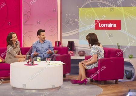 Editorial picture of 'Lorraine Live' TV Programme, London, Britain - 17 Jul 2012