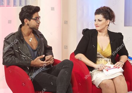 Editorial photo of 'This Morning' TV Programme, London, Britain - 17 Jul 2012