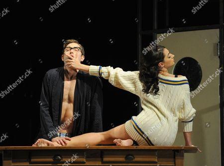Richard Winsor and Anabel Kutay