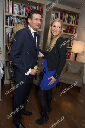Ed Taylor and Chelsy Davy