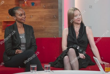 Laverne Antrobus and Kate Russell