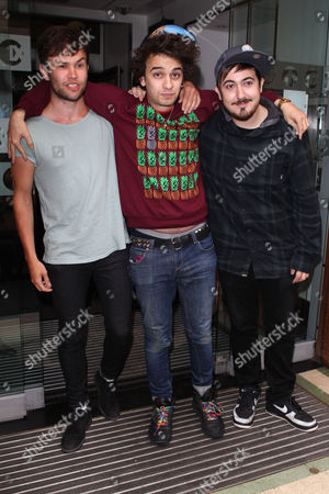 L-R Ashley Home, Stefan Abingdon and Dru Wakely - The Midnight Beast