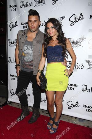 Johnny Donovan and Christie Livoti