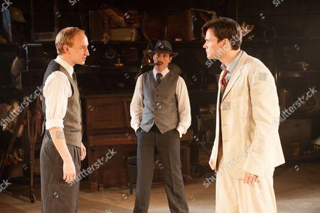 Editorial photo of 'Mack and Mabel' play at Southwark Playhouse, London, Britain - 10 Jul 2012