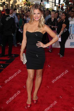 Editorial photo of 'Step Up Revolution' film premiere, Los Angeles, America - 17 Jul 2012