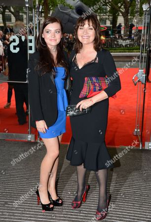 Rosie Kelly and Lorraine Kelly