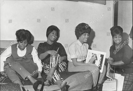 Stock Picture of Pop Group The Shirelles L-r Beverly Lee Shirley Owens Doris Jackson Addie 'micki' Harris Mcpherson The Shirelles Were An African American Girl Group That Achieved Popularity In The Early 1960s. They Consisted Of Schoolmates Shirley Owens (later Shirley Alston-reeves) Doris Coley (later Doris Kenner-jackson) Addie 'micki' Harris (later Addie Harris Mcpherson) And Beverly Lee. They Have Been Described As Either The First African-american Girl Group To Top The Billboard Hot 100 Or The First Girl Group Overall With The Song 'will You Love Me Tomorrow'. Founded In 1957 For A Talent Show At Their High School They Were Signed By Florence Greenberg Of Tiara Records. Their First Single 'i Met Him On A Sunday' Was Released By Tiara And Licensed By Decca Records In 1958. After A Brief And Unsuccessful Period With Decca They Went With Greenberg To Her Newly Formed Company Scepter Records. Working With Luther Dixon The Group Rose To Fame With 'tonight's The Night'. After A Successful Period Of Collaboration With Dixon And Promotion By Scepter With Seven Top 20 Hits The Shirelles Left Scepter In 1966. Afterwards They Were Unable To Maintain Their Previous Popularity.pop Group The Shirelles