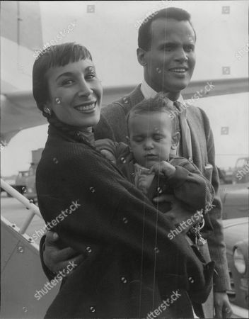 American Singer And Actor Harry Belafonte With Wife Julie And Son David At London Airport Harold George 'harry' Belafonte Jr. (born March 1 1927) Is An American Singer Songwriter Actor And Social Activist. He Was Dubbed The 'king Of Calypso' For Popularizing The Caribbean Musical Style With An International Audience In The 1950s. Belafonte Is Perhaps Best Known For Singing 'the Banana Boat Song' With Its Signature Lyric 'day-o'. Throughout His Career He Has Been An Advocate For Civil Rights And Humanitarian Causes And Was A Vocal Critic Of The Policies Of The George W. Bush Administration.