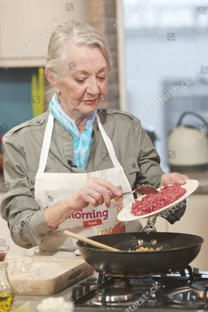 Stock Picture of Thelma Barlow