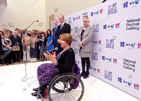Baroness Tanni Grey-Thompson, Paralympian