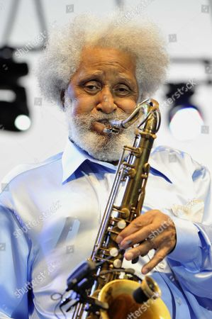 Stock Image of Sonny Rollins