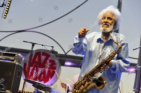 Editorial photo of 52nd International Jazz a Juan Festival, Juan-Les-Pins, Antibes, France - 17 Jul 2012