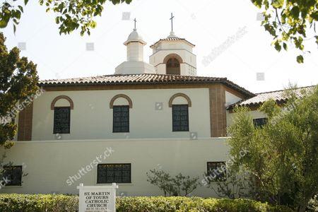 St Martin of Tours catholic church