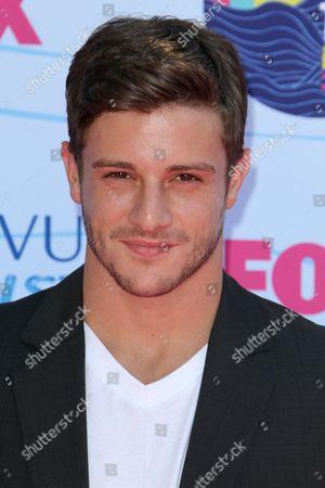 Editorial photo of 2012 Teen Choice Awards, Los Angeles, America - 22 Jul 2012