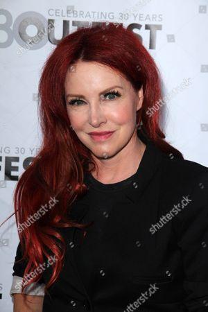 Stock Photo of Gretchen Bonaduce