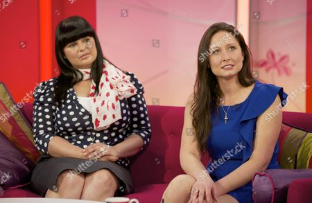 Editorial photo of 'Lorraine Live' TV Programme, London, Britain - 23 Jul 2012