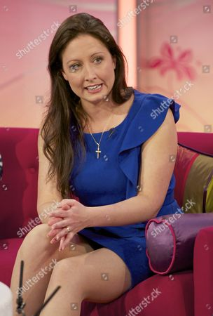 Editorial picture of 'Lorraine Live' TV Programme, London, Britain - 23 Jul 2012