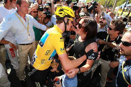 Editorial picture of Tour de France 2012, Final Stage 20 Rambouillet to Paris, France - 22 Jul 2012
