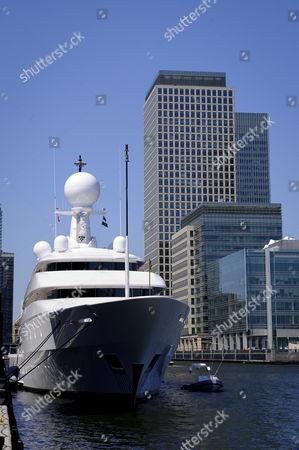 Ilona, yacht owned by an Australian shopping centre mogul Frank Lowy