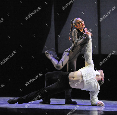 Editorial picture of 'Swan Lake' ballet performed by the Peter Schaufuss Dance Company at The London Coliseum, London, Britain - 23 Jul 2012