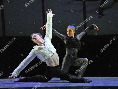 Alban Lendorf and Megumi Oki