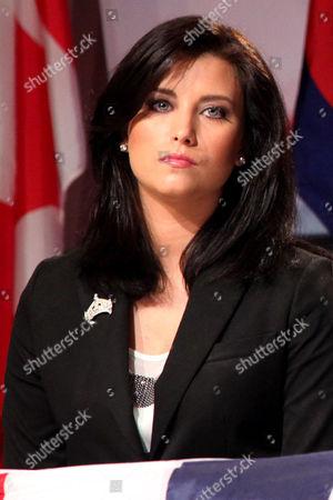 Stock Picture of Miss America - Laura Kaeppeler