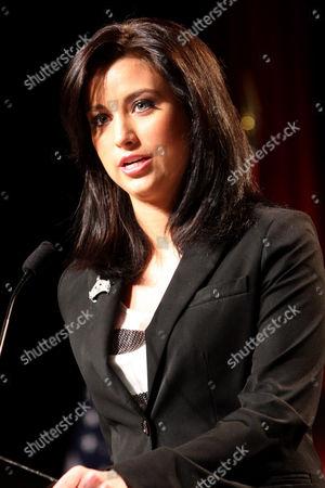 Editorial picture of Laura Kaeppeler at the Congress on Correction in Denver, Colorado, America - 23 Jul 2012