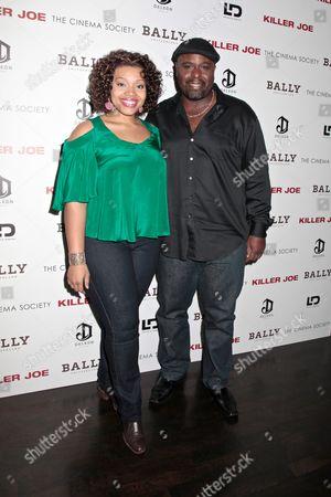Carmen Ruby Floyd and J Bernard Calloway