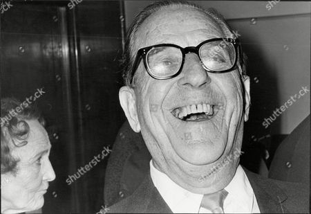 Editorial picture of Stanley Holloway (dead January 1982) Actor