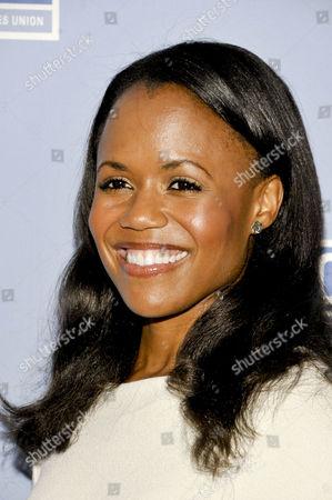 Stock Picture of Nikki Renee Daniels