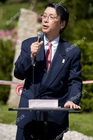 Keiichi Hayashi, Japanese Ambassador