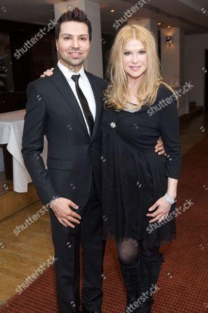 Dr Dan Dhunna and Cindy Jackson