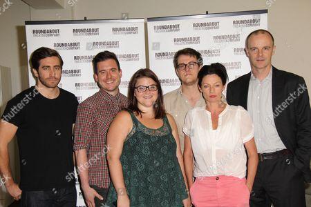 Jake Gyllenhaal, Michael Longhurst, Annie Funke, Nick Payne, Michelle Gomez and Brian F O'Byrne