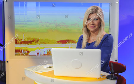 Editorial picture of 'Daybreak' TV Programme, London, Britain - 27 Jul 2012