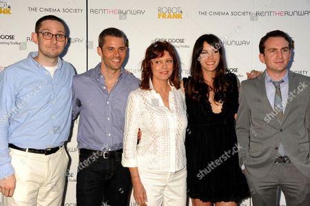 Christopher Ford, Susan Sarandon, James Marsden, Liv Tyler and Jake Schreier