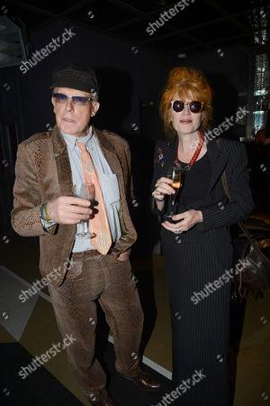 Anthony Price and Judith Watts