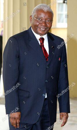 President of Mozambique Armando Emilio Guebuza