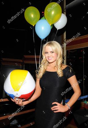 Stock Picture of Anna Sophia Berglund