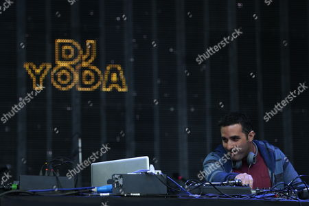 DJ Yoda (stage name of Duncan Beiny)