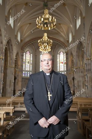 Editorial image of Bishop of Paisley Philip Tartaglia, appointed as the new Archbishop of Glasgow, Scotland, Britain - 24 Jul 2012