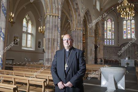 Stock Photo of Archbishop of Glasgow Philip Tartaglia