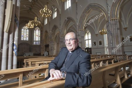 Editorial photo of Bishop of Paisley Philip Tartaglia, appointed as the new Archbishop of Glasgow, Scotland, Britain - 24 Jul 2012